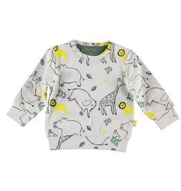 B.E.S.S. Sweater AOP Animals, Dessin