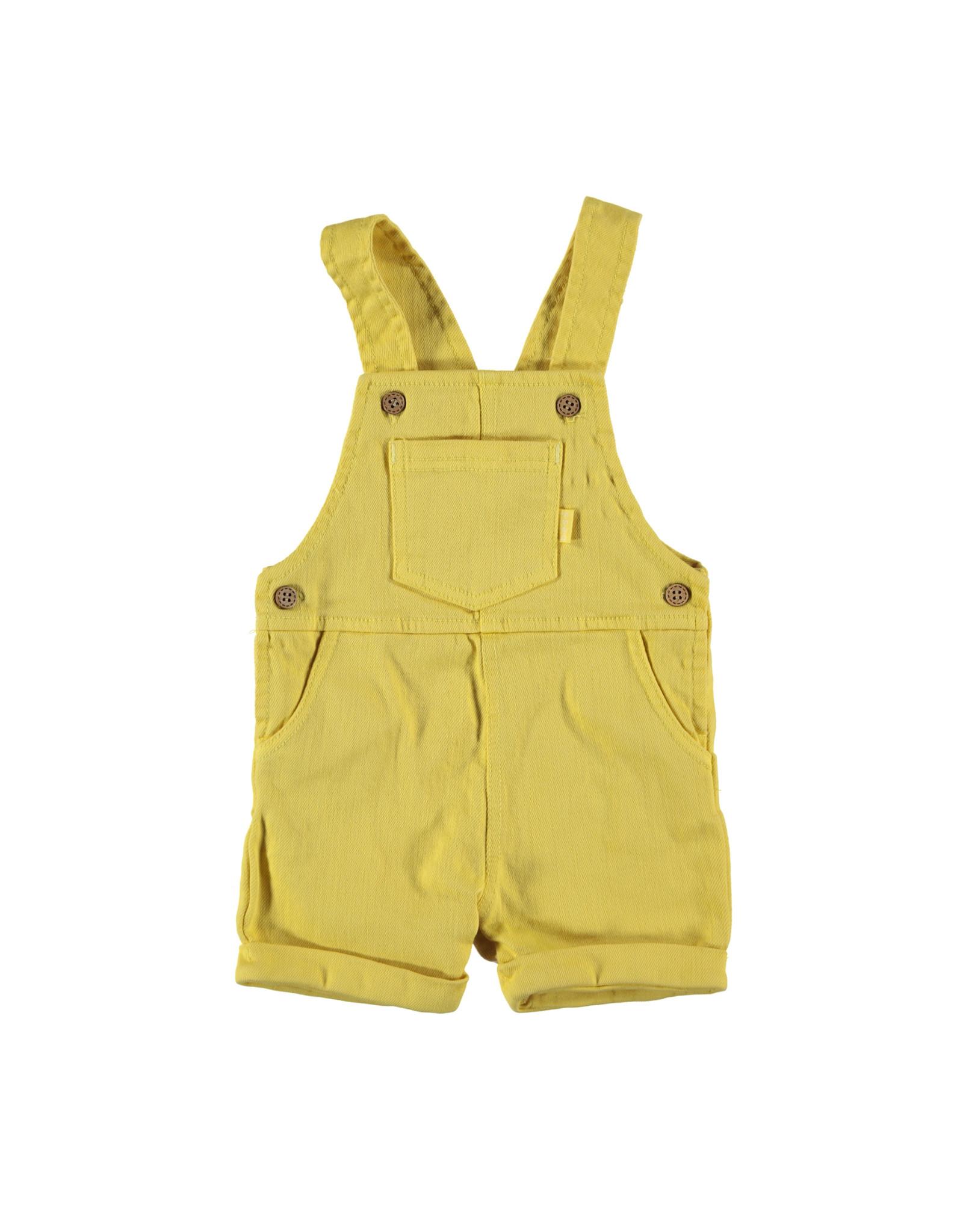 B.E.S.S. Dungaree Denim, Yellow