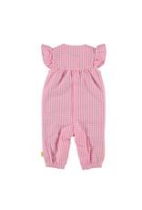 B.E.S.S. Suit sleeveless Vichy, Pink