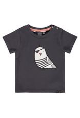 Babyface baby boys t-shirt short sleeve, antra, NWB21227645