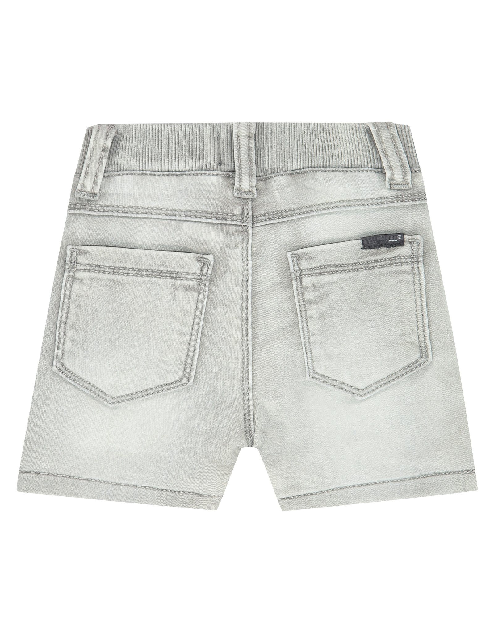 Babyface baby boys jogg jeans short, light grey denim, NWB21227253