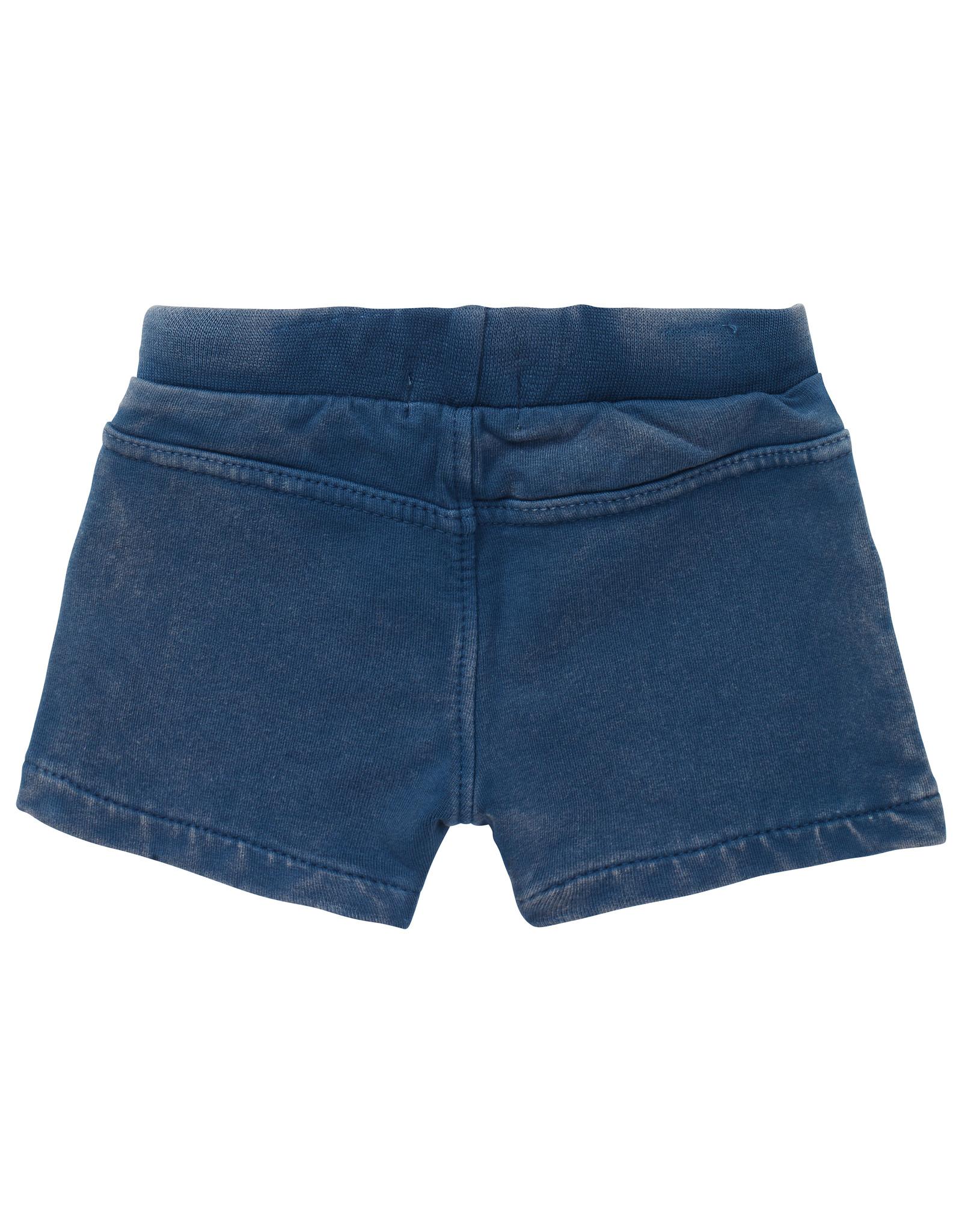 Noppies B Short non denim knit Terrebonne, Ensign Blue