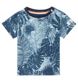 Noppies B T-shirt SS Tonden, Powder Blue