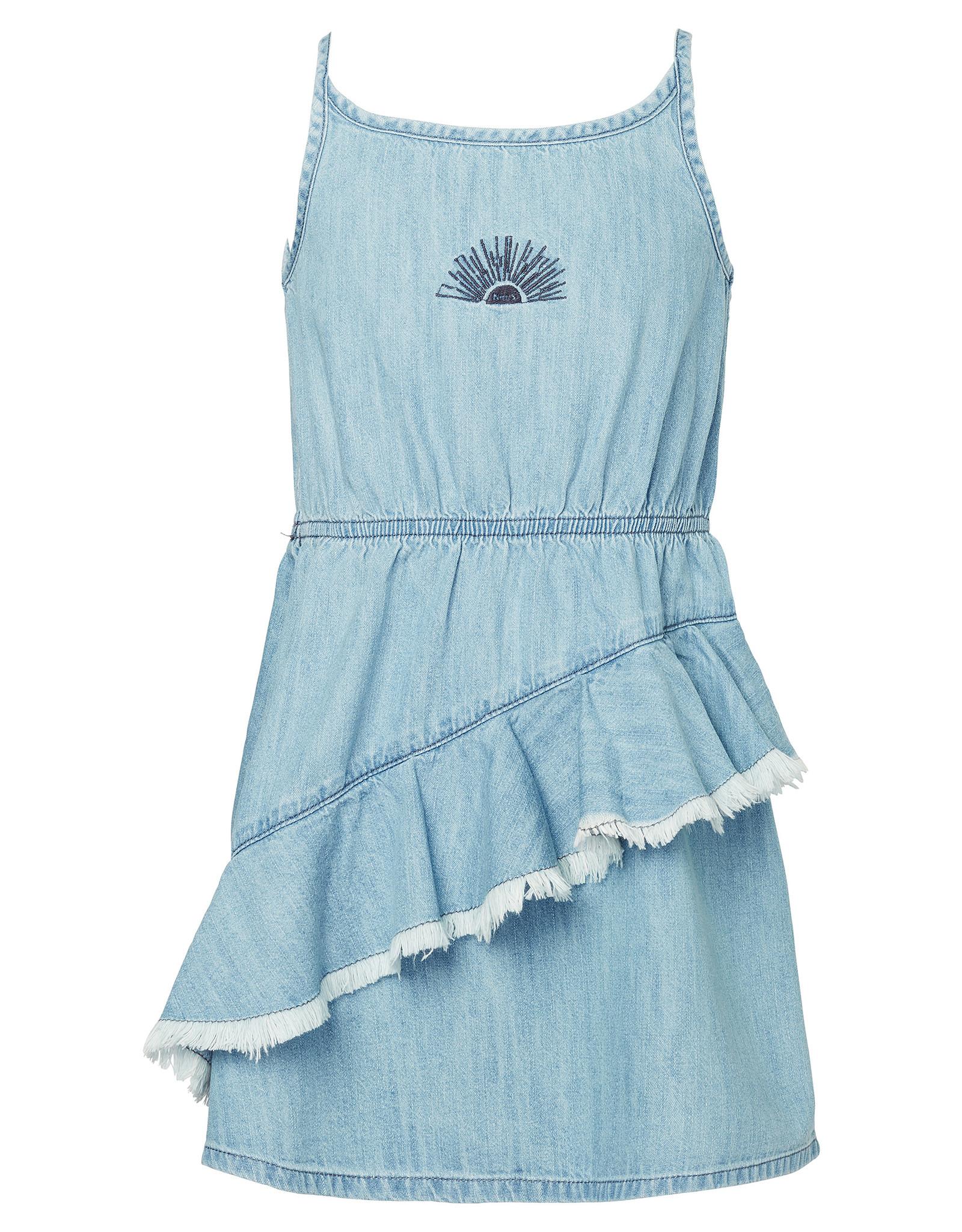 Noppies G Dress SS Leeswood, Light Vintage Wash