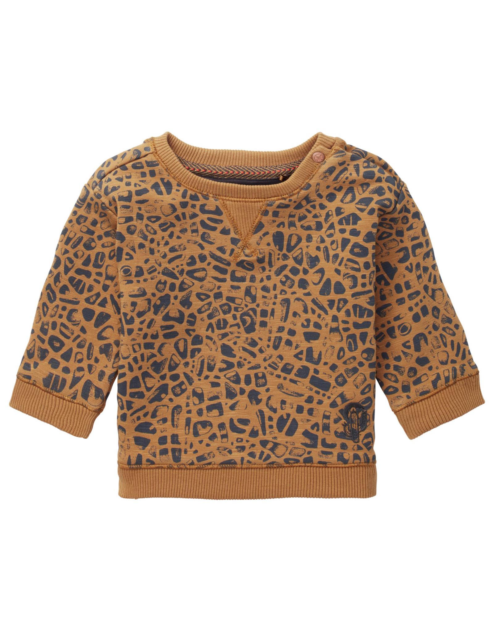 Noppies B Sweater Trowbridge, Bistre