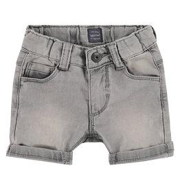 Babyface boys jogg jeansshort, light grey denim, BBE21107213
