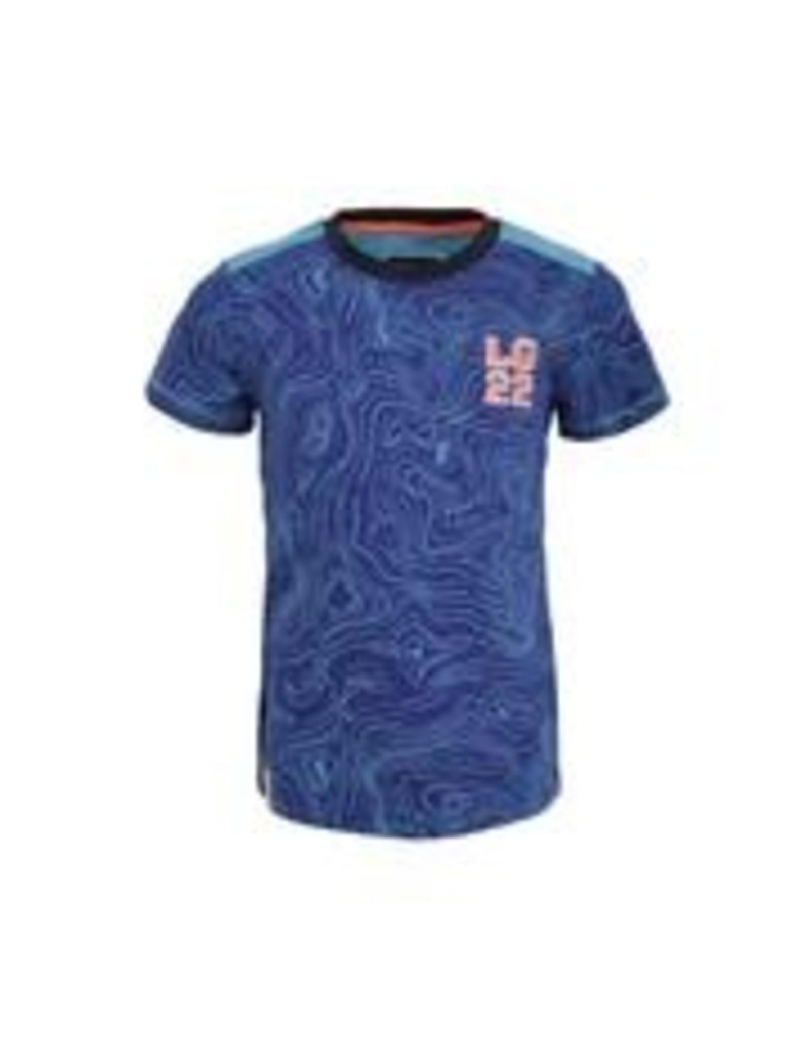 Legends T-shirt Owen Dark Blue