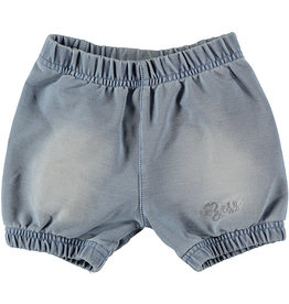 B.E.S.S. Shorts Jogdenim, Light wash