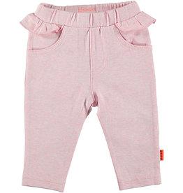B.E.S.S. Pants Ruffle, Pink