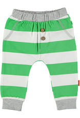 B.E.S.S. Pants Striped, Green