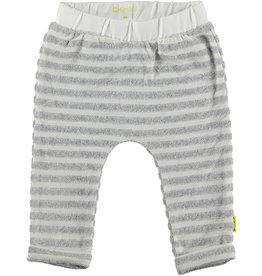 B.E.S.S. Pants Striped, White