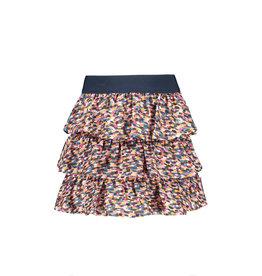 B-Nosy Girls 3-layer sporty spickles skirt, Sporty spickles