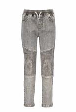 B-Nosy Boys denim pants with folded knee parts, you denim