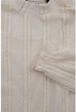 LOOXS 10sixteen 10Sixteen lace top, Creamy
