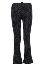 LOOXS 10sixteen 10Sixteen Tie dye flare pants, stormy zebra