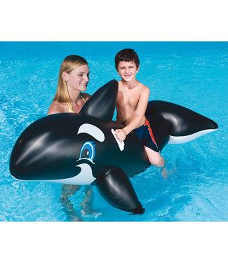 Opblaasbare reuze-walvis (203x102cm)