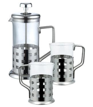 Renberg Koffie-/ theeset (3 dlg)