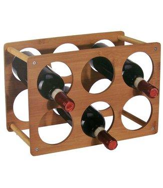 Ceruzo Wijnrek voor 6 flessen
