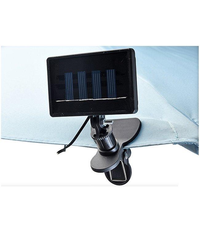 ProGarden Solar parasol-verlichting - 72 LED's