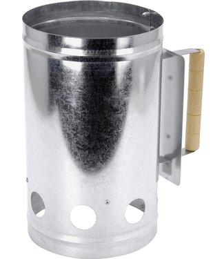 BBQ Houtskoolstarter Metaal - 27x16cm