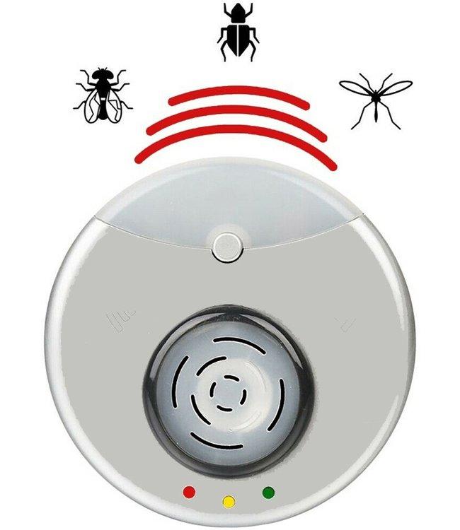 Grundig Insectenverjager met nachtlicht I verjager voor insecten I