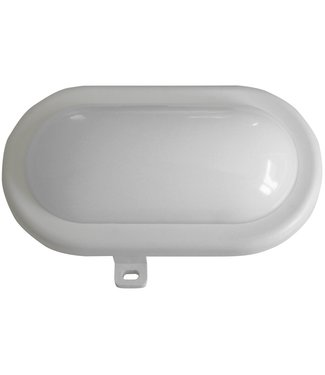I-Watts Outdoor LED Buitenlamp wit - 6W