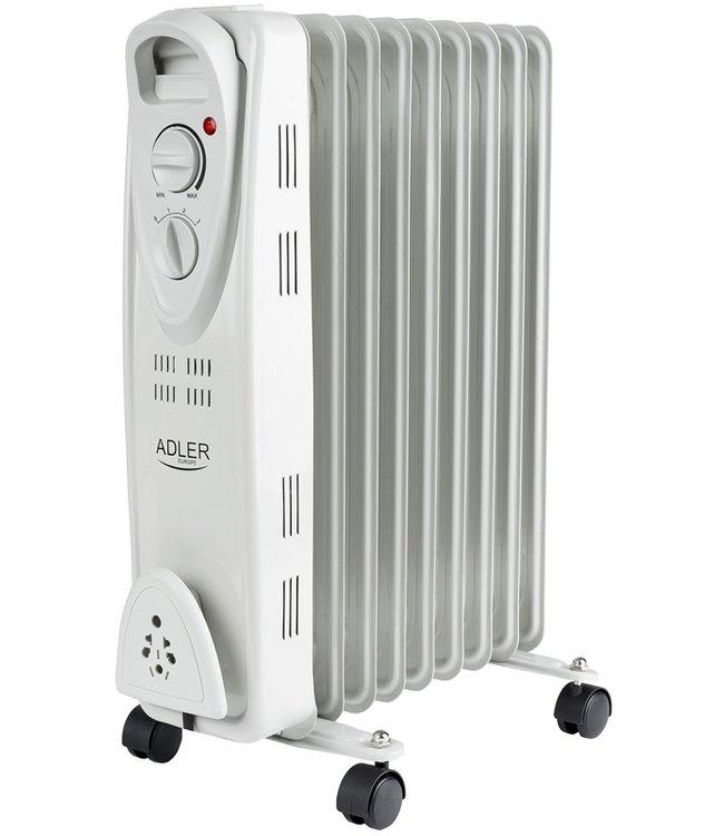 Adler AD7808 - Olieradiator - 9 verwarmingselementen