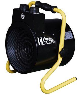WarmTech Werkplaatskachel met thermostaat - 2 standen - 3000W