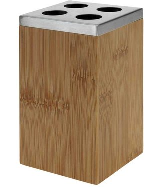 Bathroom Solutions Tandenborstelhouder bamboe