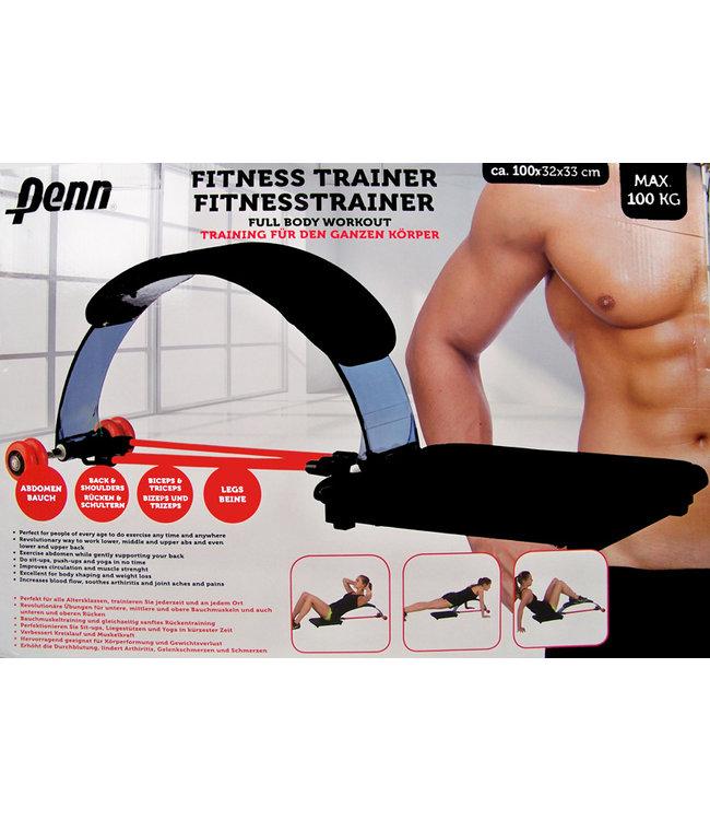 Penn fitness trainer