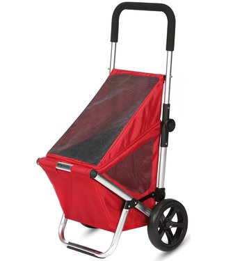 Playmarket Go Fun trolley rood
