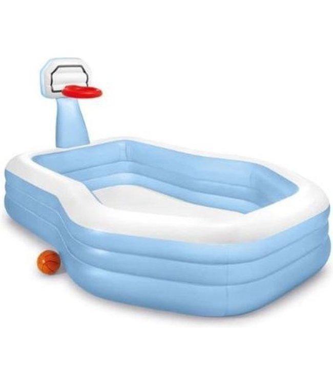 Intex Intex zwembad met basketbalring