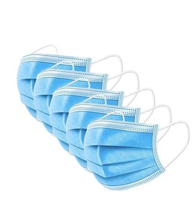 Mondkapjes - 10 stuks - niet medisch
