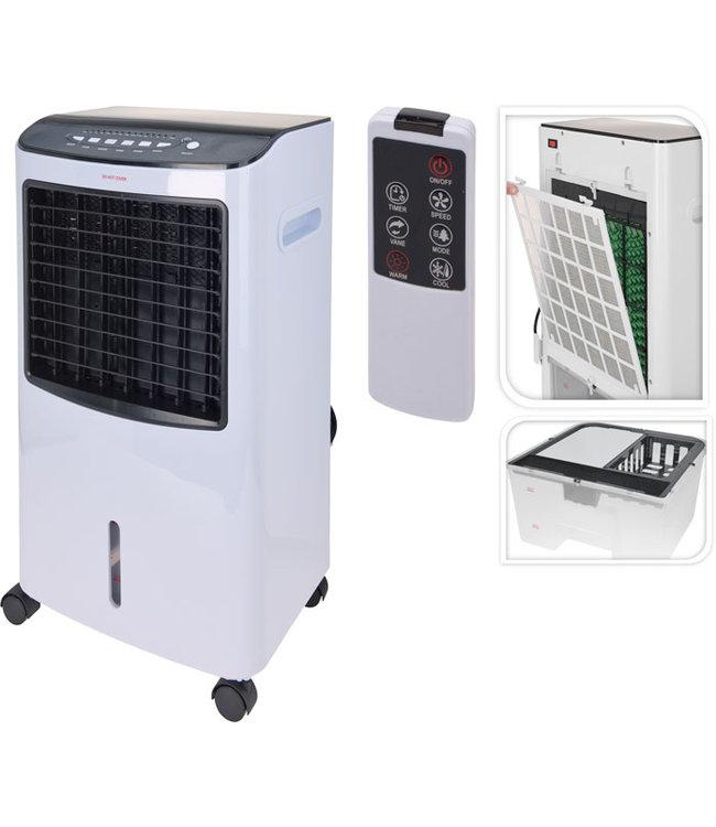 Luxe Aircooler 8 liter - met Heater