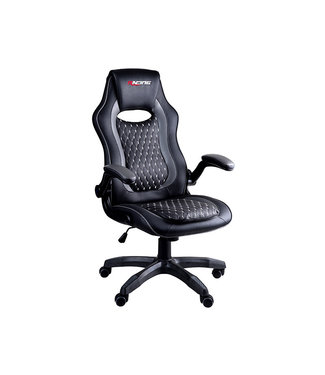 Gaming Chair - Pro Black Racing