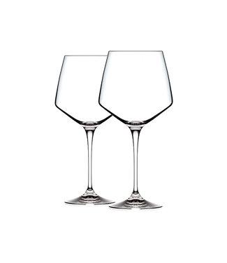 Rode Wijnglazen 720ml - Kristalglas - 2 stuks