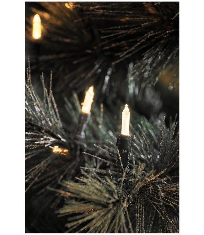 LED Kerstverlichting - 120 mini lampjes - 18 meter - warm wit