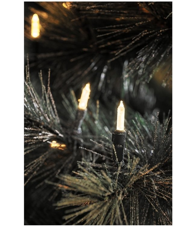 LED Kerstverlichting - 200 mini lampjes - 30 meter - warm wit