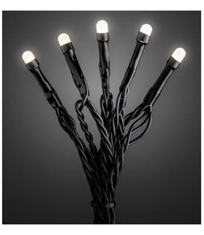 Lichtsnoer 120 Micro-LED's - 19 meter - buiten