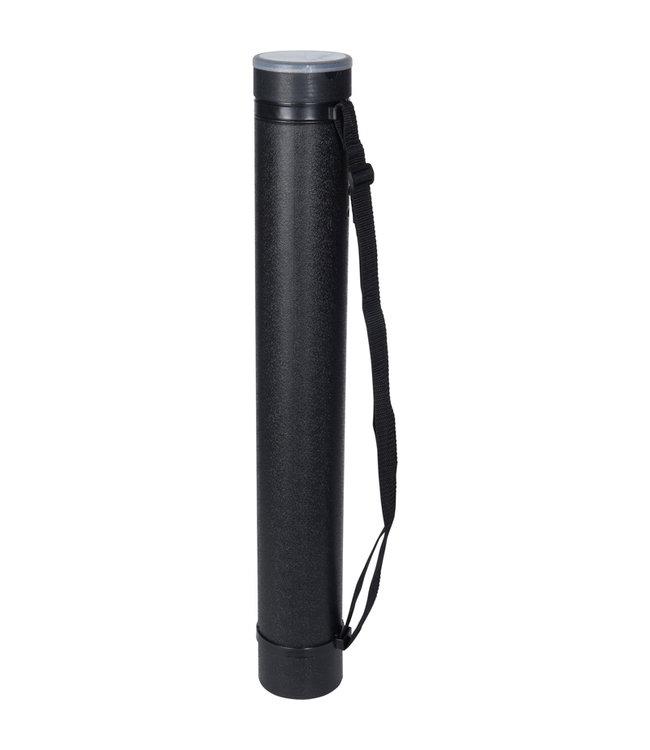 Tekenkoker - uitschuifbaar - max 105cm
