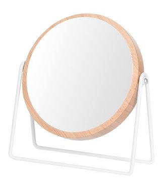 Dubbelzijdige spiegel - 3x vergrotend