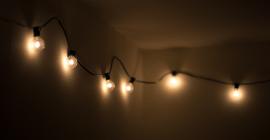 warm licht