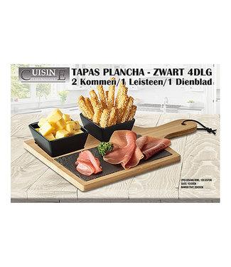 Cuisine Performance Cuisine performance plancha tapas set