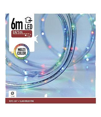 DecorativeLighting LED multicolor lichtslang- 6 meter