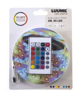 LED strip 3 meter - RGB