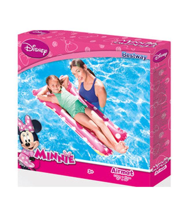 Luchtbed Minnie 119x61cm I Disney luchtbed I Kinderluchtbed  Disney I