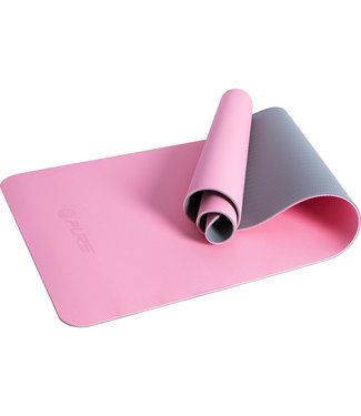 Yogamat - antislip - 173x58 - roze