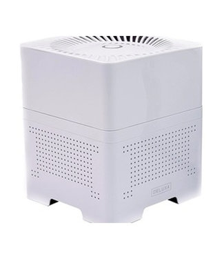 Déluxa Ionische luchtreiniger met HEPA filter
