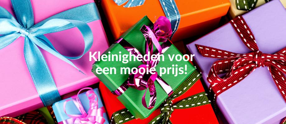 Geef altijd het perfecte cadeautje!