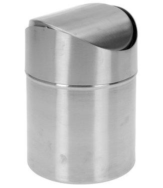Tafelafvalbakje 1.5 liter - RVS